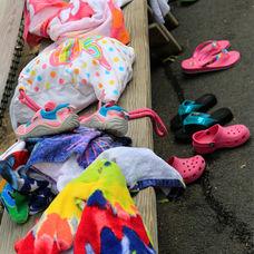 Clothing-and-shoes-at-camp-thumbnail